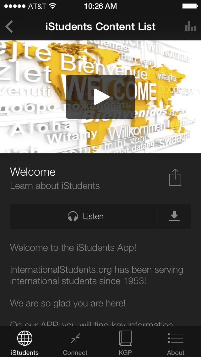 iStudents screenshot 3