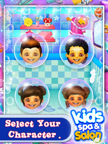 Kids Spa & Saloon screenshot 8