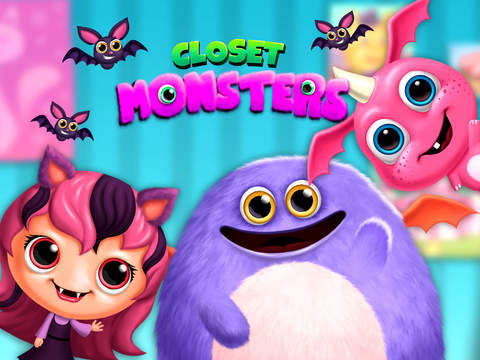 Closet Monsters - No Ads screenshot 6