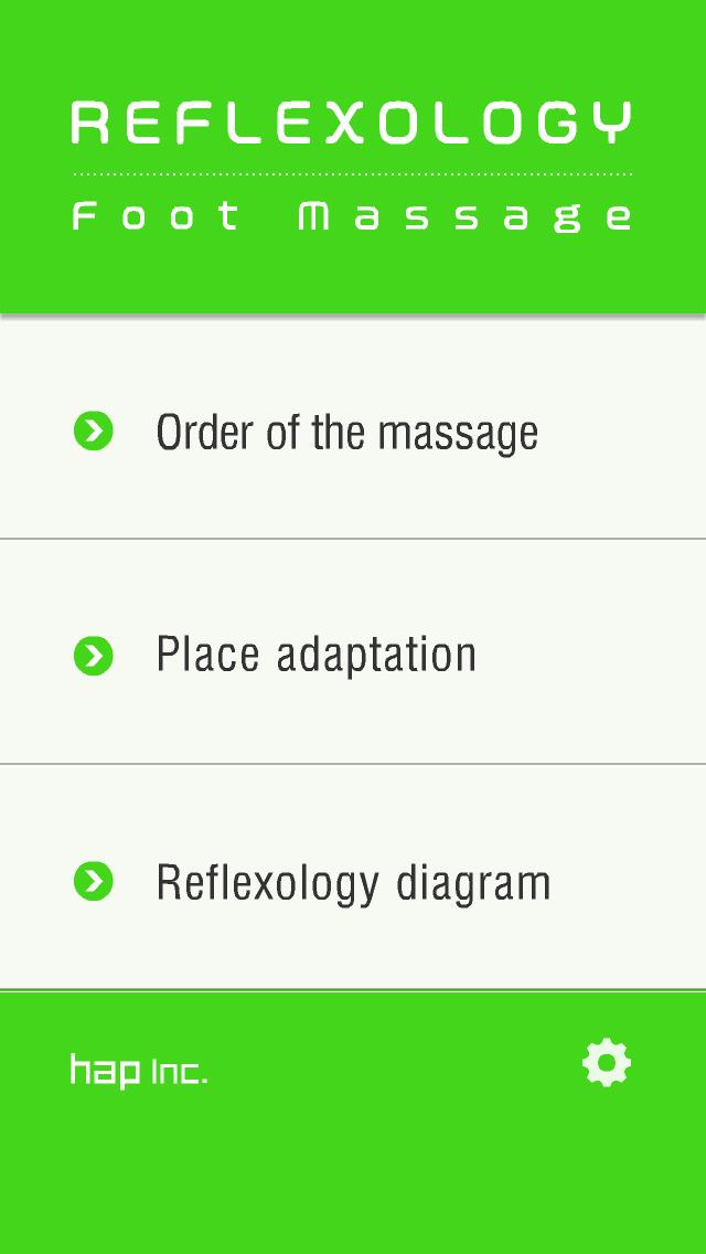 Reflexology Free screenshot #3