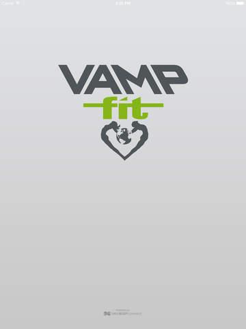 VAMPfit screenshot #1
