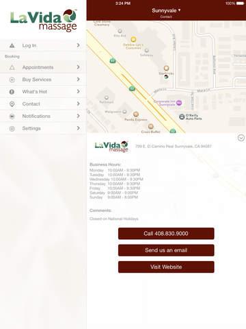 LaVida Massage screenshot #4