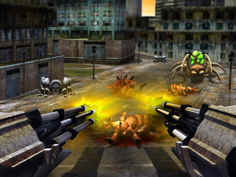 Monster Spider Shooting 3D screenshot 7