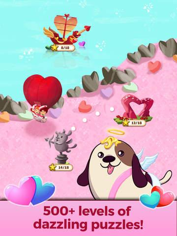 Jewel Mania Valentine's Day screenshot 8