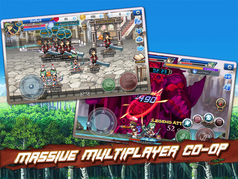 Soul Guardians: Age of Midgard screenshot #2