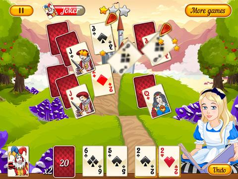 Neverland Solitaire screenshot 5