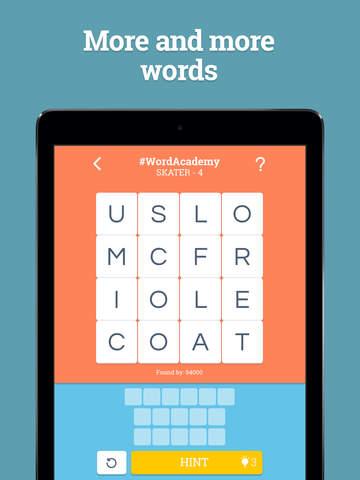 Word Academy © screenshot 6