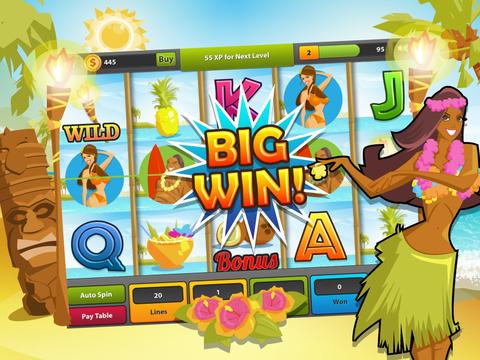 Beach Vacation Slots Fun Lucky Atlantic 777 Casino screenshot 6