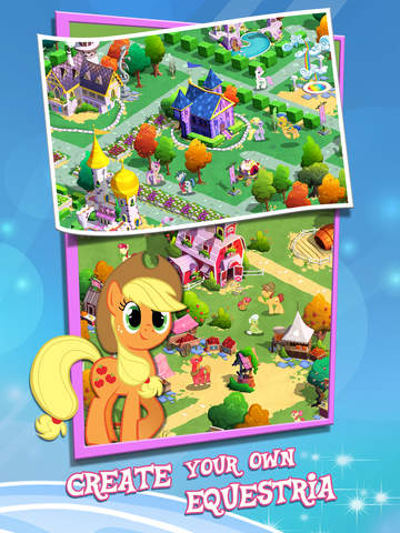 MY LITTLE PONY: MAGIC PRINCESS screenshot #1