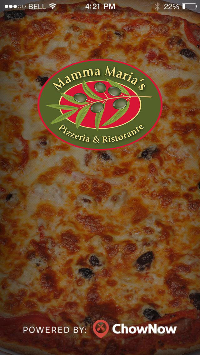 Mamma Maria's Pizzeria screenshot 1