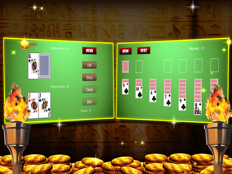 Arcade Slots of Pharaoh Egypt Casino Free screenshot 7