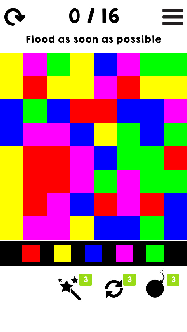 Simply Color Flood screenshot 2