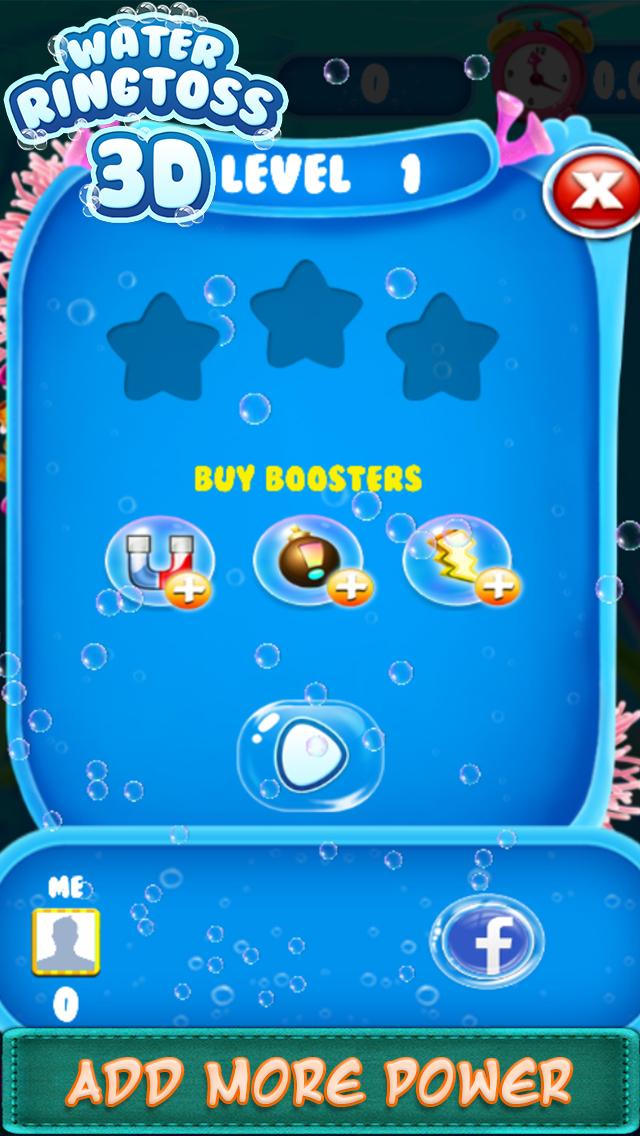 Water Ringtoss 3d screenshot 4