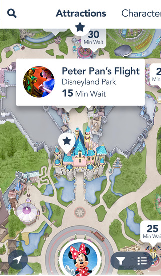 Disneyland® screenshot 1