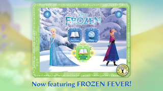 Frozen: Storybook Deluxe - Now with Frozen Fever! screenshot 1