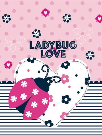 LadyBugLove - náhled