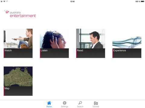 In-flight Entertainment by Virgin Australia HD | Apps | 148Apps