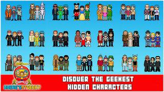 Where's my geek? screenshot 3