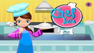 Julia's Kitchen screenshot 1