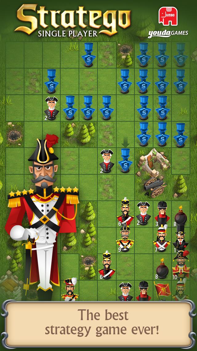 Stratego ® Single Player screenshot 1