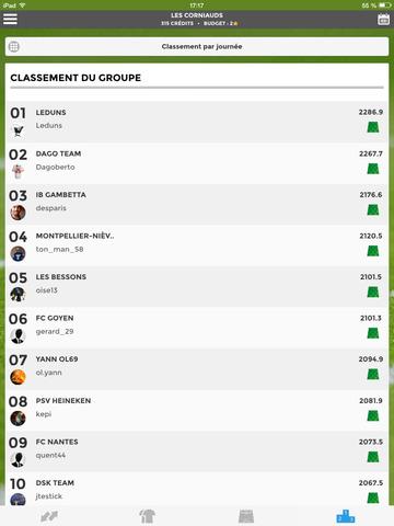 Le Championnat des Etoiles screenshot 9