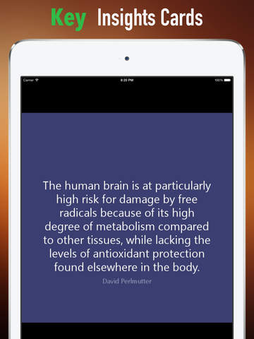 Brain Maker: Practical Guide Cards with Key Insights and Daily Inspiration screenshot 9