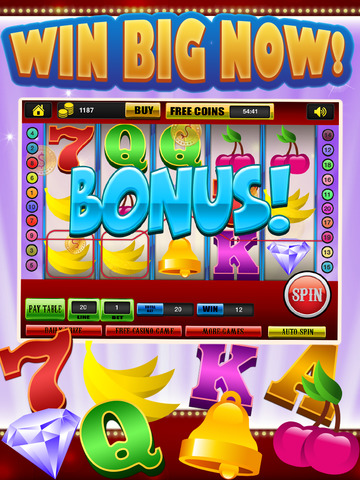 Ace Classic Slots Casino - Gold Jackpot Way Slot Machine Games Free screenshot 10