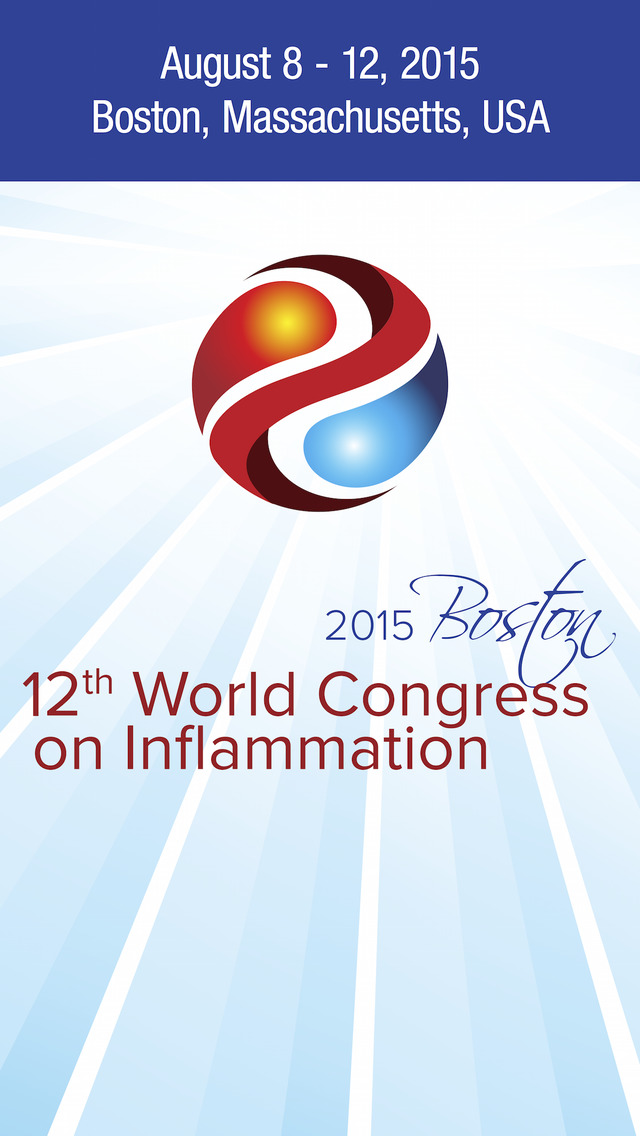 World Congress on Inflammation screenshot 1