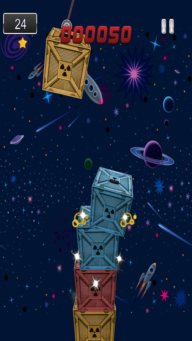 A1 Space Crane Frontier Stacker screenshot 5