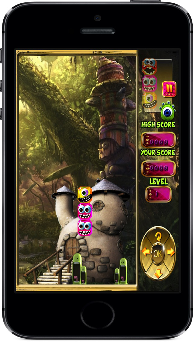 Rescue Blocks : Pandora Momument Build screenshot 1
