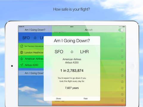 AmIGoingDown? - Fear of Flying screenshot 9