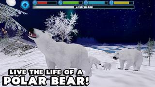 Polar Bear Simulator screenshot 1