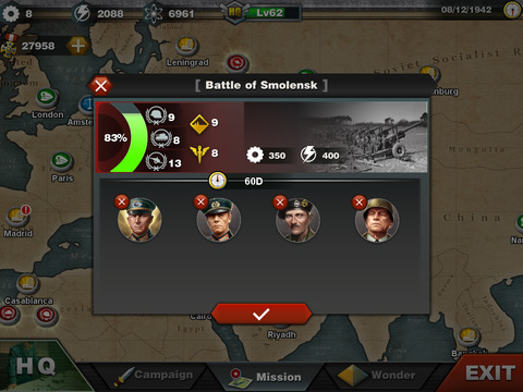 World Conqueror 3 screenshot 7