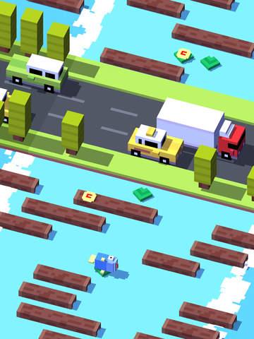 Crossy Road screenshot 8