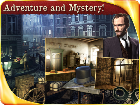 Jack the Ripper : Letters from Hell - Extended Edition – A Hidden Object Adventure screenshot 7