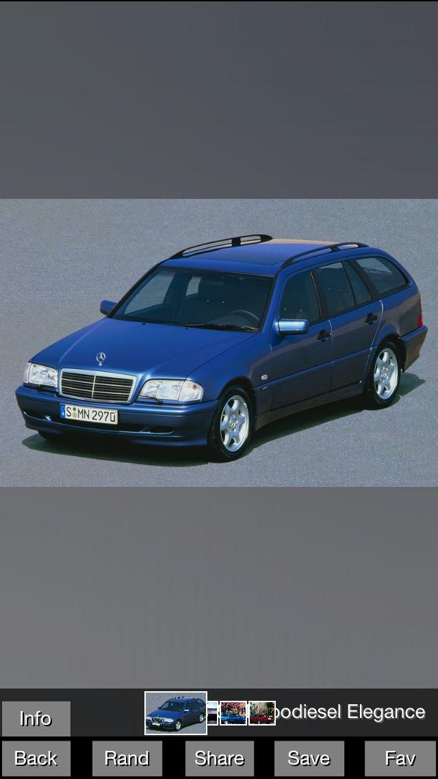 Cars Specs Mercedes Benz screenshot 5