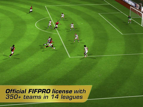 Real Soccer 2012 screenshot 6