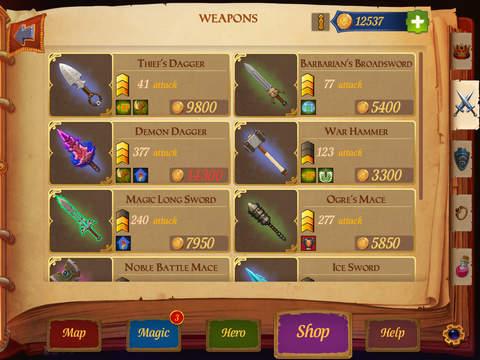 Crystal Siege screenshot 8