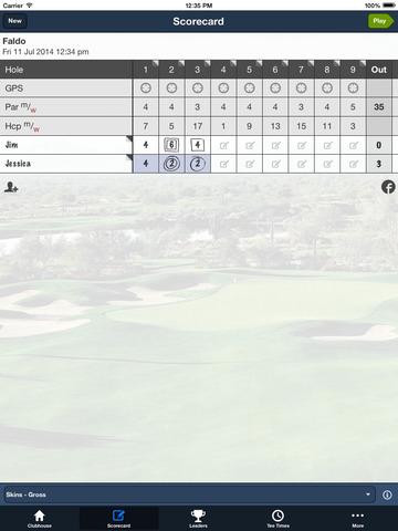 Wildfire Golf Club screenshot 9