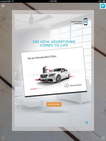 Layar - Augmented Reality screenshot 10