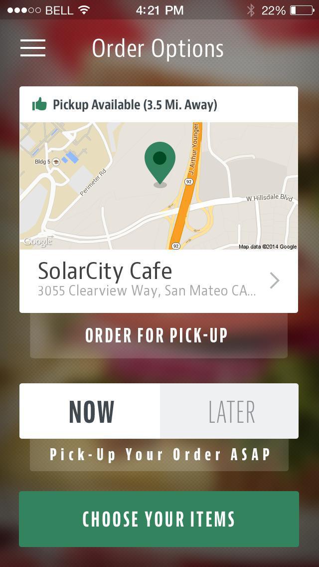 SCTY Café screenshot 2