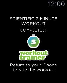 Workout Trainer: fitness coach screenshot 15
