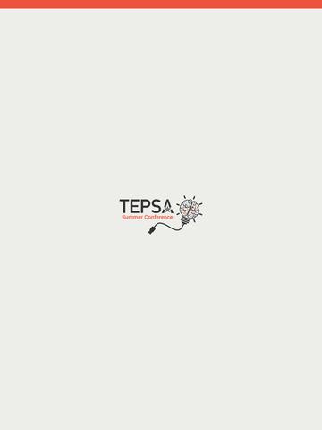 TEPSA Summer Conference screenshot 3