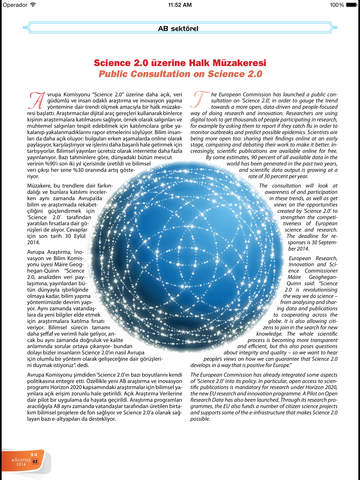 ICT Media Magazine screenshot 9