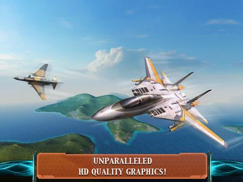 Air Combat OL: Team Match screenshot 8