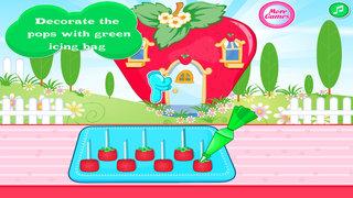 Strawberry Shaped Pops screenshot 2