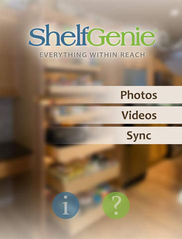 ShelfGenie Visual Experience - náhled