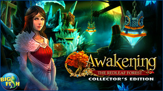 Awakening: The Redleaf Forest - A Magical Hidden Object Adventure screenshot 5