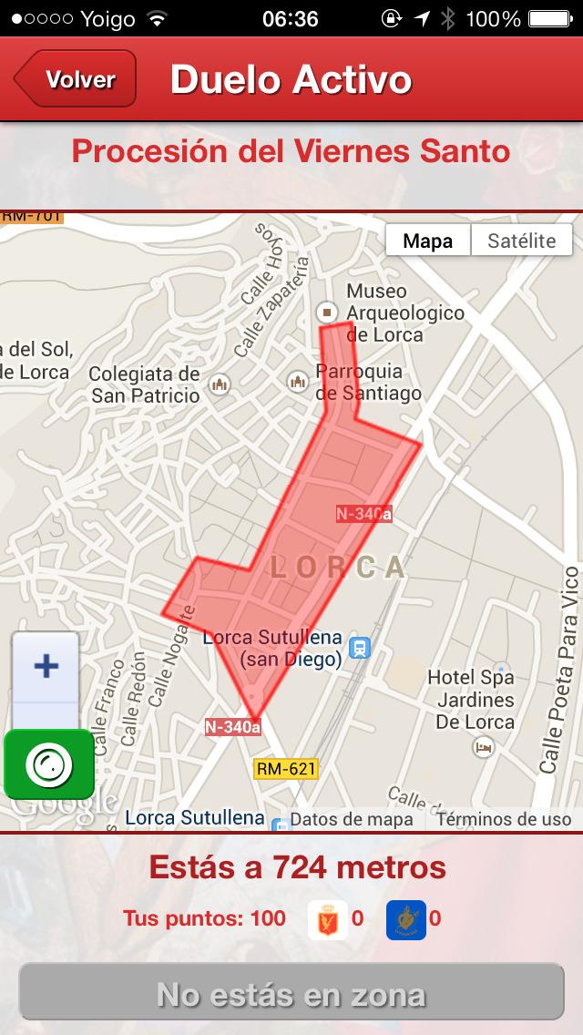 Semana Santa de Lorca screenshot 5