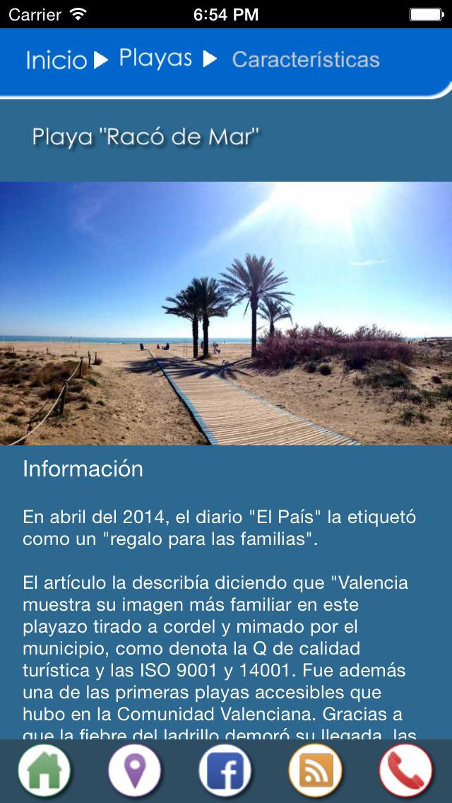 Canet365 - Guía turística Canet d'en Berenguer screenshot 3